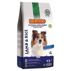 Biofood Lamm & Reis Hundefutter