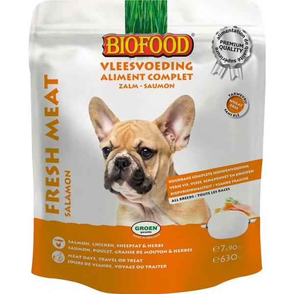 biofood hundefutter lachs g nstig online kaufen bei. Black Bedroom Furniture Sets. Home Design Ideas