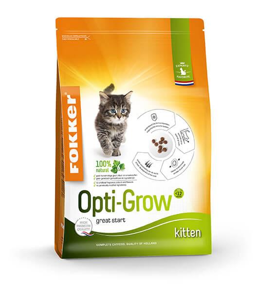 Fokker Opti-Grow Katzenfutter