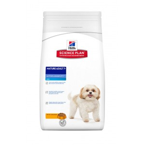 Hill's Mature Adult 7+ Active Longevity Mini Huhn Hundefutter