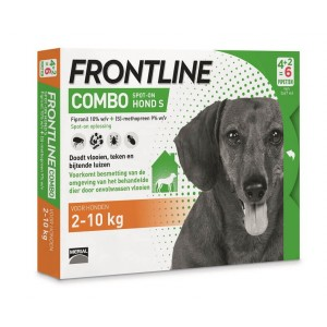 Frontline Comboline Dog S (Spot On Hund)