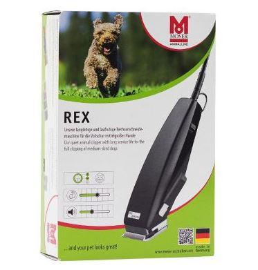Moser Rex Rasierapparat 1230 für Hunde