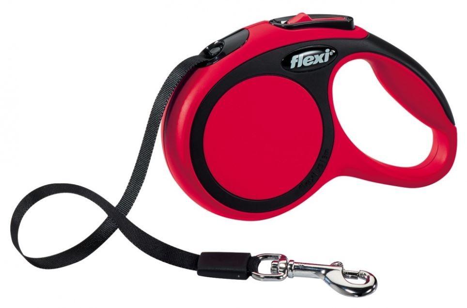 Flexi New Comfort M Gurt-Leine 5 Meter
