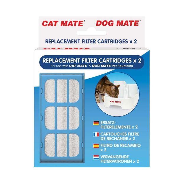 Ersatz Filter Catmate für Katzen
