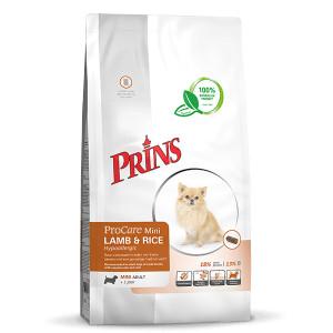 Prins ProCare Mini Lamm & Reis Hypoallergen Hundefutter
