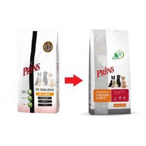 Prins Fit Selection Huhn & Reis Hundefutter