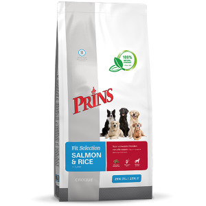Prins Fit Selection Lachs & Reis Hundefutter
