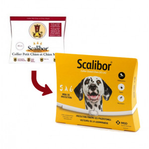 Scalibor Protectorband Large für Hunde