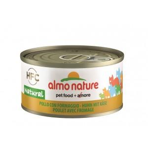 Almo Nature HFC Natural Huhn und Käse Katzenfutter nr. 5083H