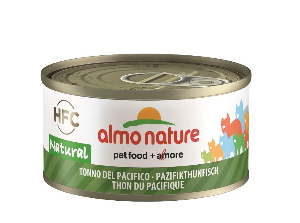 Almo Nature HFC Natural Thunfisch Katzenfutter aus dem stillen Ozean (Pacific), nr. 5031