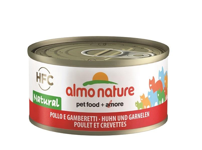 Almo Nature Huhn und Garnelen nr. 5024H
