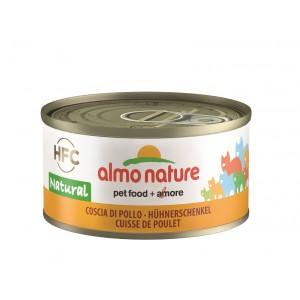 Almo Nature Hähnchenschenkel Katzenfutter