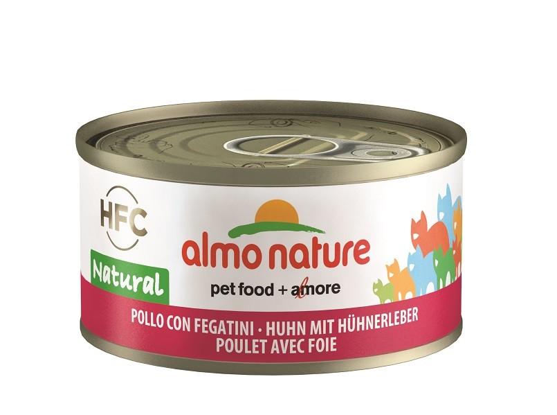 Almo Nature Huhn und Leber
