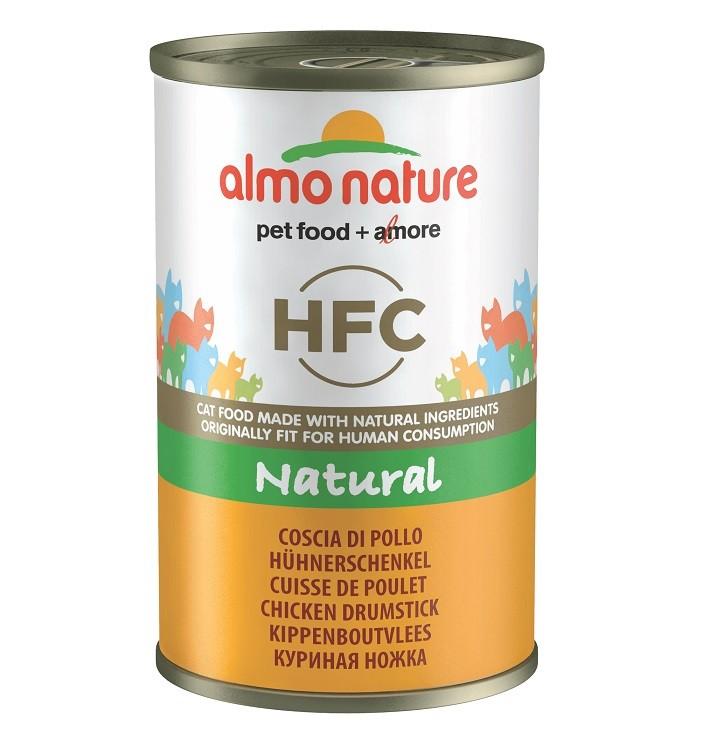 Almo Nature HFC Hühnerschenkel Katzenfutter