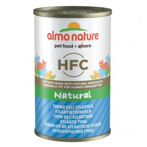 Almo Nature HFC Atlantikthunfisch 140 Gramm Katzenfuttter