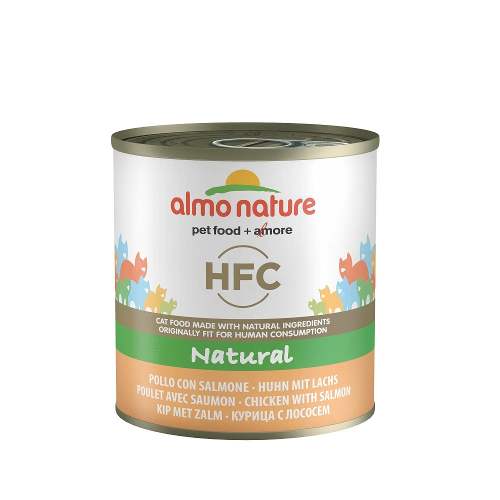 Almo Nature HFC Natural Huhn & Lachs 280 Gramm