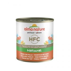 Almo Nature HFC Natural Thunfisch & Huhn 280 Gramm