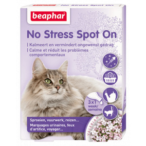 Beaphar No Stress Spot On Katze