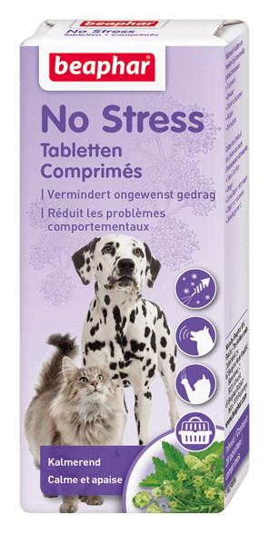 Beaphar No Stress Tablets für Hund und Katze