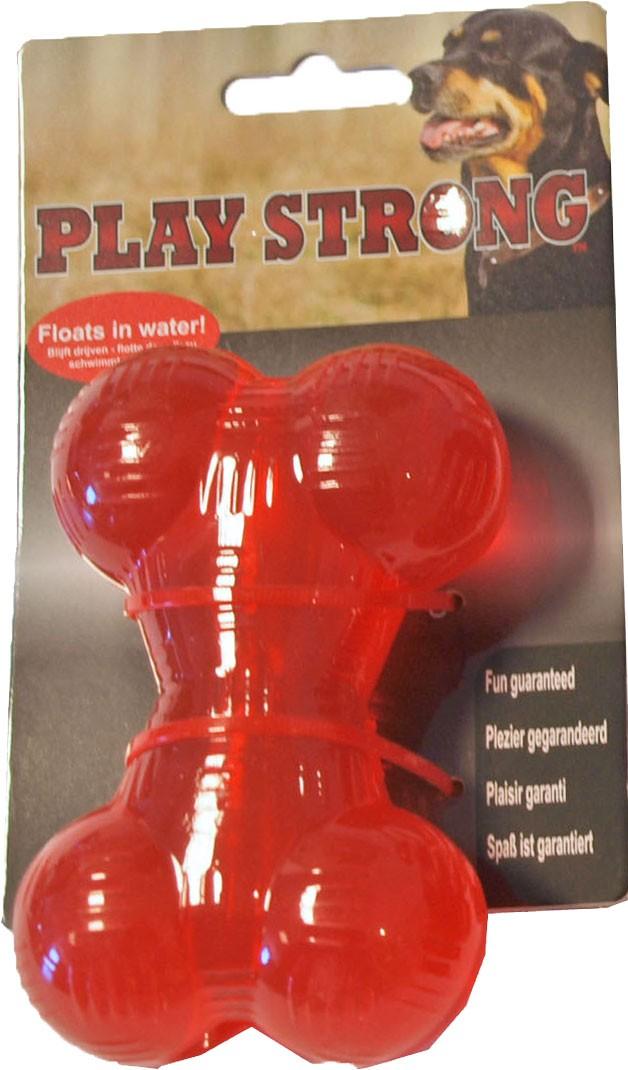 Playstrong Gummiknochen Klein