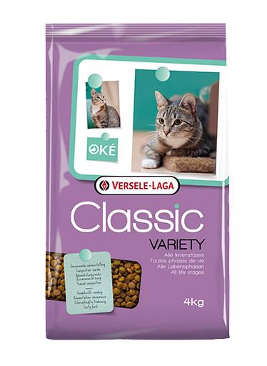 Versele Laga Classic Variety Katze 4 mix Katzenfutter
