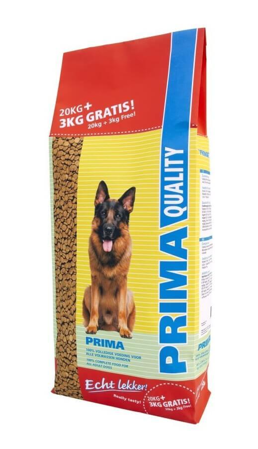 Prima Quality Hundefutter