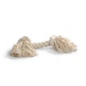 Flosstouw Wit 20 cm 2-knoops 0640918