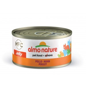 Almo Nature HFC Jelly kaiserliches Huhn