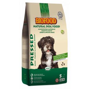 Biofood Mini Puppy & kleine Rassen – Gepresstes Hundefutter