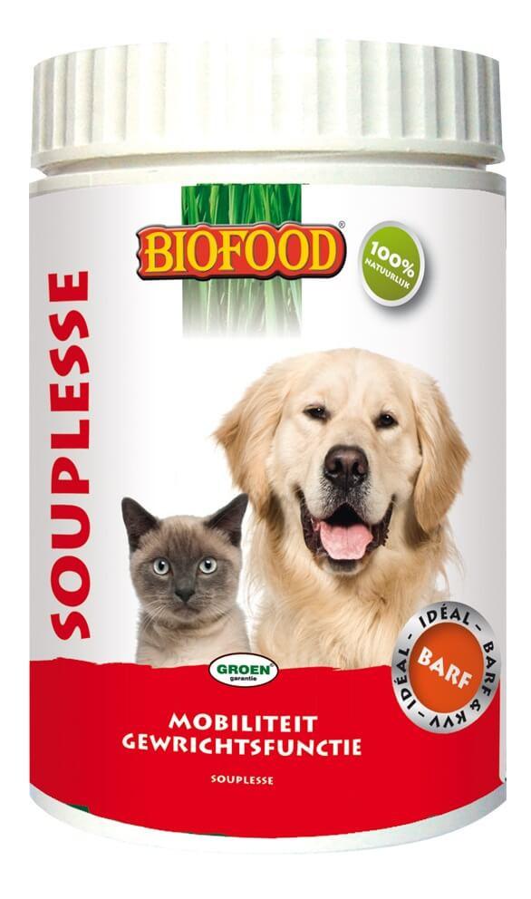 Biofood Souplesse für Hund und Katze