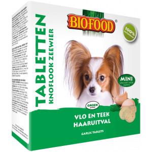 Biofood Knoblauchtabletten Mini - Algen