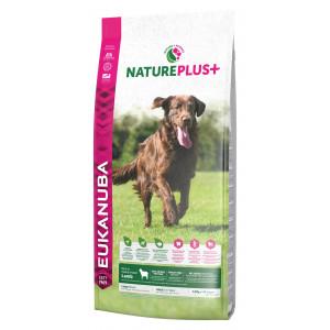 Eukanuba NaturePlus+ Adult Large Breed Lamm Hundefutter