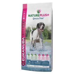Eukanuba NaturePlus+ Adult Getreidefrei mit Lachs Hundefutter