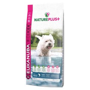 Eukanuba NaturePlus+ Adult Small Breed Lachs Hundefutter
