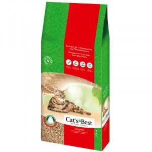 Cats Best Öko Plus Katzenstreu 17,2 kg