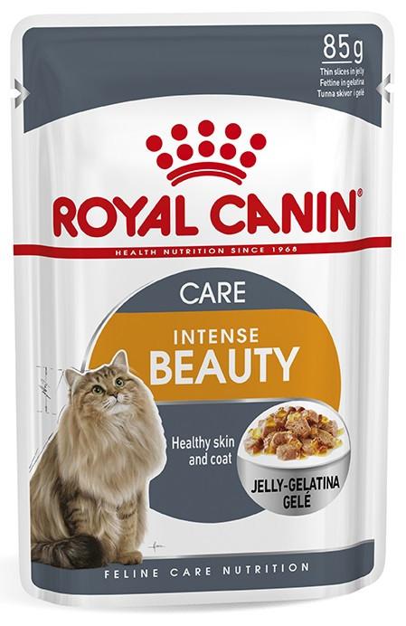 Royal Canin Intense Beauty Katzen-Nassfutter x12