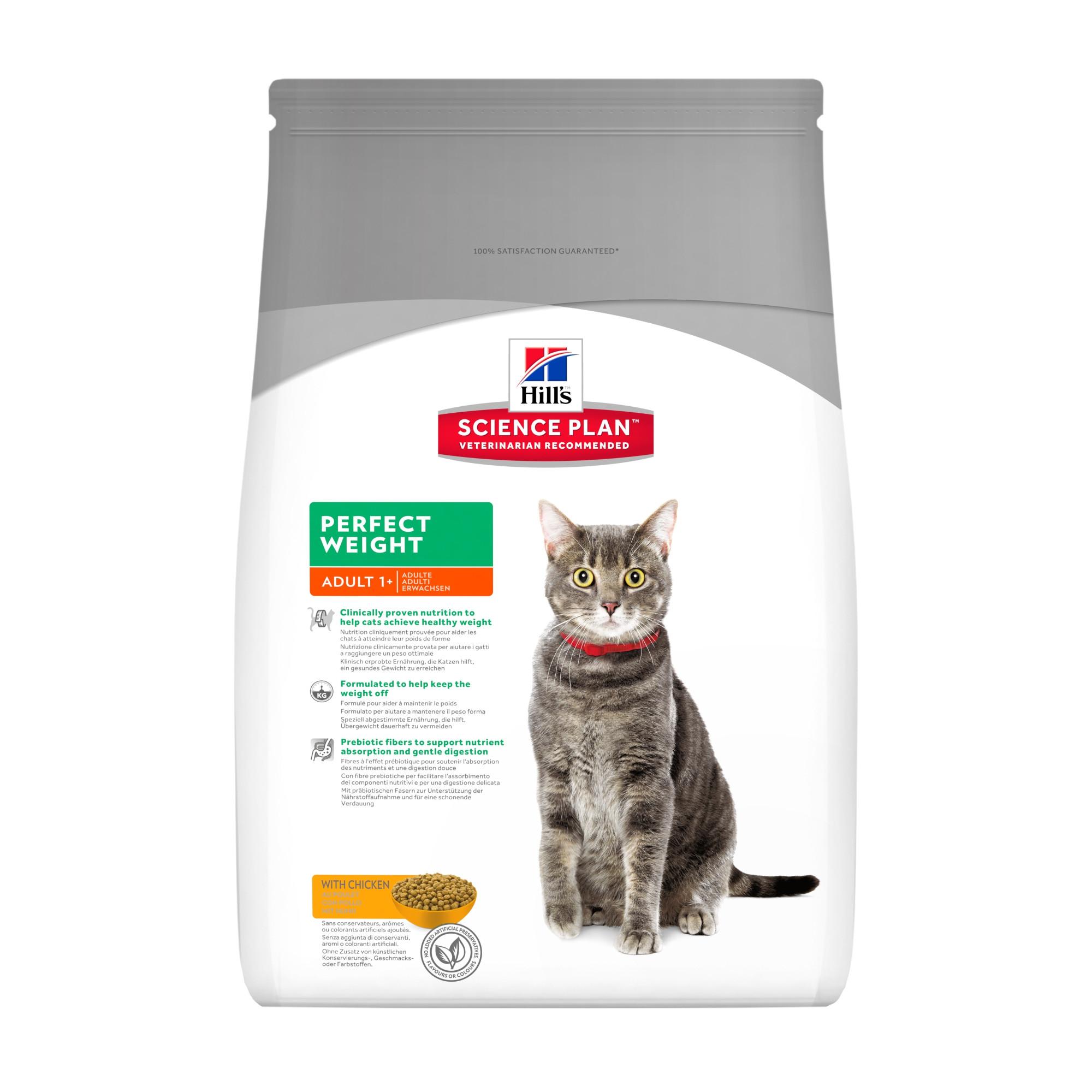 Hill's Adult Perfect Weight Katzenfutter