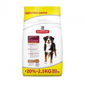Hill's Adult Advanced Fitness Large Breed Lamm & Reis Hundefutter