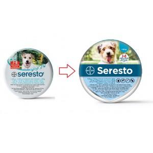 Seresto Halsband voor kleine honden