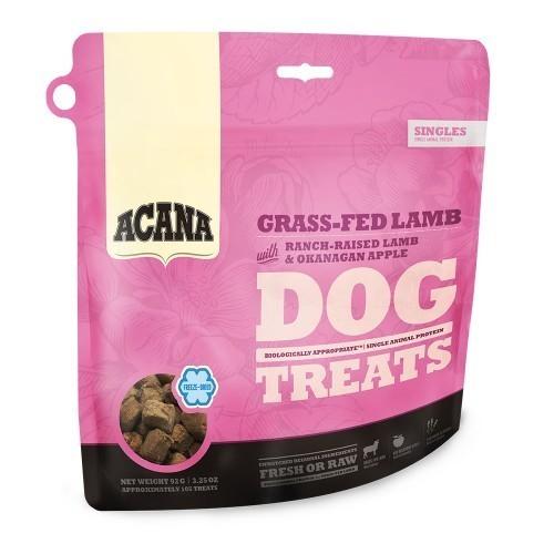 Acana Singles Freeze Dried Grass-Fed Lamb Dog Treats