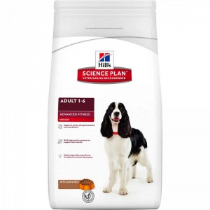 Hill's Adult Lam & Rijst Hondenvoer