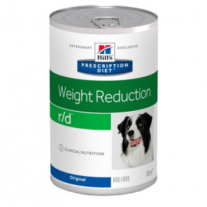 Hill's Prescription R/D Weight Reduction Hundefutter Dose 350 g