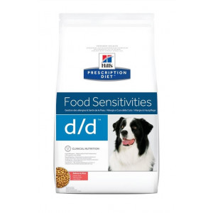 Hill's Prescription Diet d/d Lachs & Reis Hundefutter