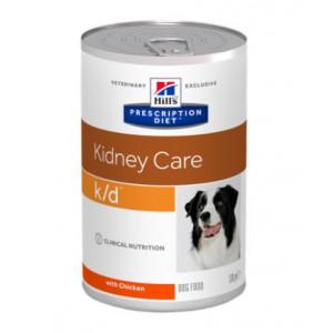 Hill's Prescription Diet K/D Kidney Care Hundefutter Dosen