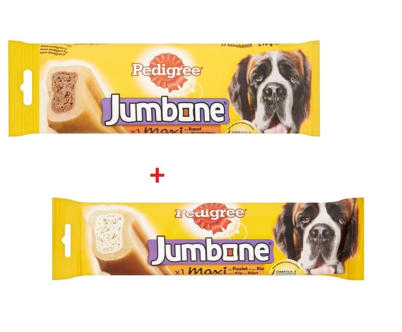 Pedigree Jumbone Maxi Voordeelpakket
