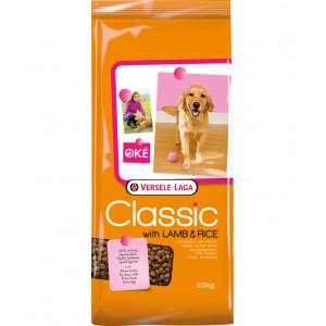 Versele-Laga Classic Lam & Rijst hondenvoer