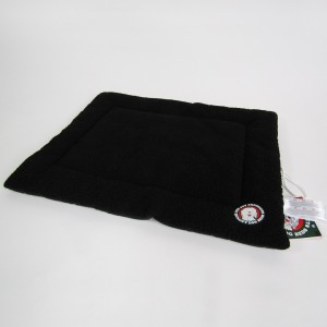 Doggybag Wool Blanket zwart
