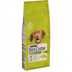 Dog Chow Adult Lamm Hundefutter