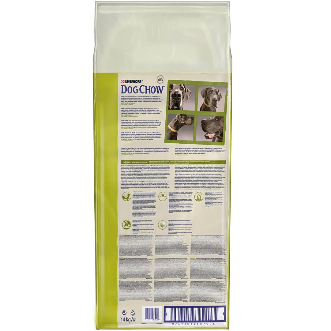 Dog Chow Adult Largebreed Hundefutter