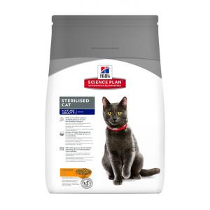 Hill's Mature Adult 7+ Sterilised Huhn Katzenfutter